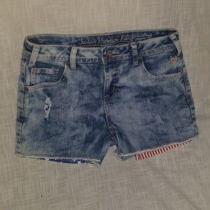 Justice Bottoms - Justice Premium Cut-off Shorts